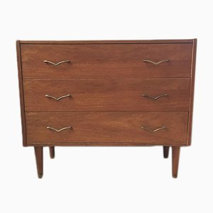 Vintage French Chest of Drawers, 1960s