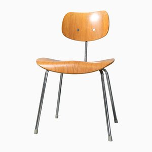 SE 68 Stuhl von Egon Eiermann für Wilde + Spieth, 1980er