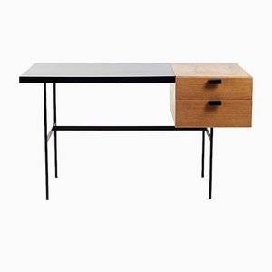 CM 141 Desk by Pierre Paulin for Thonet, 1950s