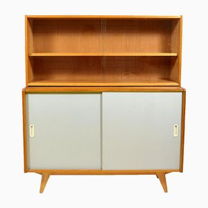 Cabinet with Removable Bookcase by Jiří Jiroutek for Interiér Praha, 1960s