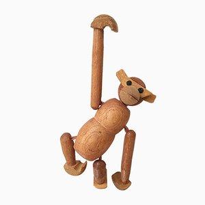 Statuetta di scimmia Mid-Century di Zoo Line