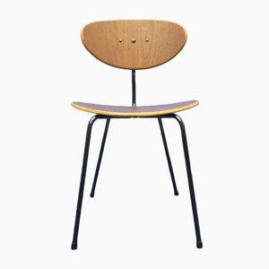 Teak Chair by Hans Bellmann for Domus Schwaikheim, 1960s