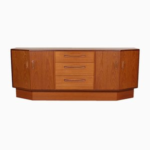 Vintage Teak Fresco Sideboard from G-Plan