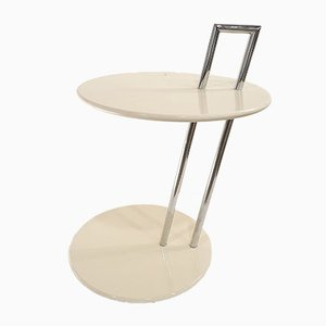 Occasional Table by Eileen Gray for Vereinigte Werkstätte, 1970s