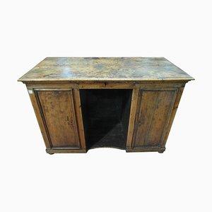Antiker Marchigiana Schreibtisch