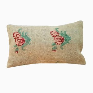Aubusson Tapestry Cushion Cover from Vintage Pillow Store Contemporary, 2010s