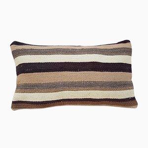 Handgewebter Kelim Kissenbezug von Vintage Pillow Store Contemporary, 2010er