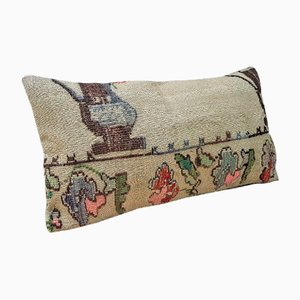 Handwoven Aubusson Tapestry Cushion Cover from Vintage Pillow Store Contemporary, 2010s