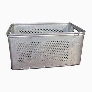 Cajas de jardín de aluminio. Juego de 12
