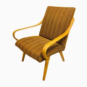Vintage Czech Armchair by Jaroslav Smidek for TON
