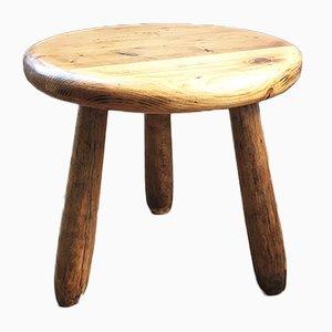 Vintage Stool or Tripod Table