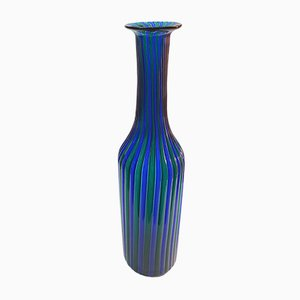 Vase par Gio Ponti pour Venini, 1950s