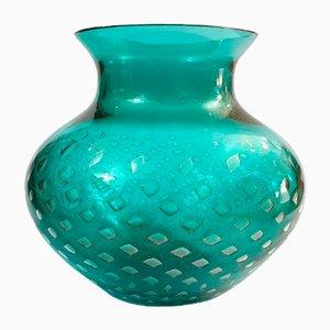 Vintage Vase by Alfredo Barbini, 1980s