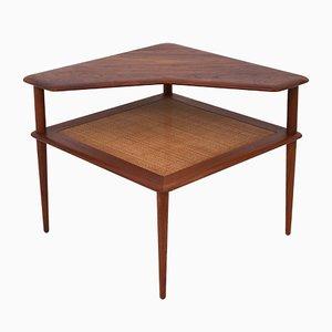 Table Basse Minerva par Peter Hvidt & Orla Mølgaard-Nielsen pour France & Søn, 1950s