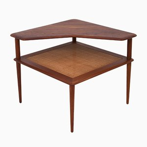 Tavolino da caffè Minerva di Peter Hvidt & Orla Mølgaard-Nielsen per France & Søn, anni '50
