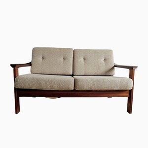 Sofá de dos plazas, años 60