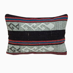 Aztec Lumbar Kilim Cushion Cover from Vintage Pillow Store Contemporary, 2010s