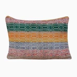 Kelim Kissenbezug mit weichen Farben von Vintage Pillow Store Contemporary, 2010er