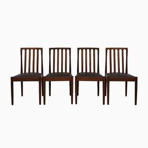 Mid-Century Dining Chairs from Meredew, Set of 4