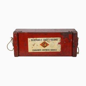 Rocket & Smoke Signalbox für Schiffe von William Schermuly, 1897