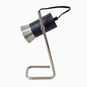 Lámpara de mesa italiana, años 60