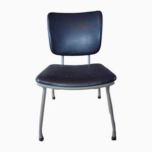 Chaise de Bureau Industrielle par Lindqvist Verkstads AB, Suède, 1950s