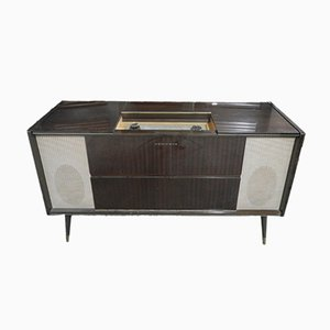Vintage Turntable Credenza from Grundig