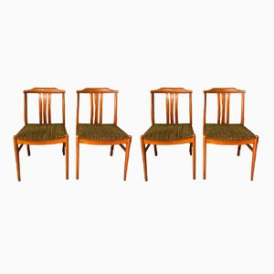 Vintage Swedish Chairs, Set of 4
