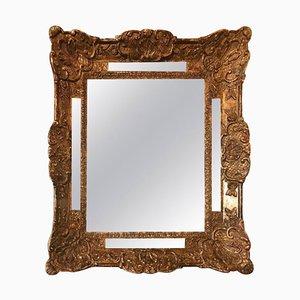 Espejo francés estilo Luis XIV, siglo XVIII