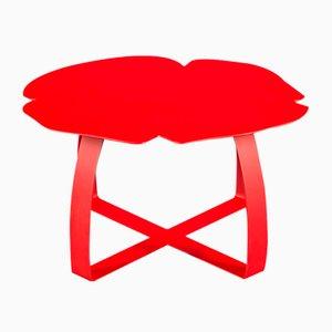 Table Basse Andy en Fer Rouge de VGnewtrend