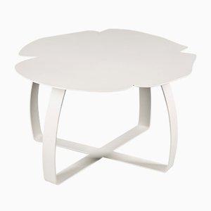 Tavolino da caffè Andy in ferro bianco di VGnewtrend