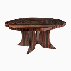 Mesa Andy de madera de ébano mate de Patrizia Guiotto para VGnewtrend