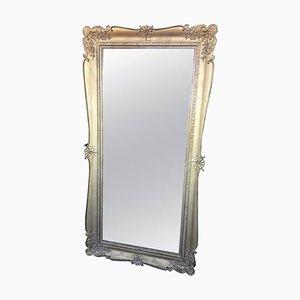 Antiker Französischer Barockspiegel, 1800er