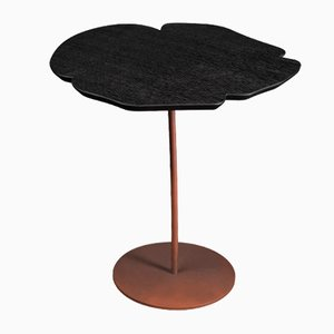 Oak, Wenge & Iron Andy Mono Side Table from VGnewtrend