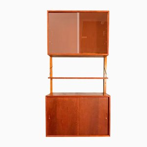 Mid-Century Royal System Wall Unit by Poul Cadovius