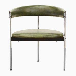 Dreibeiniger Vintage Stuhl von Dieter Wäckerlin für Idealheim, 1960er