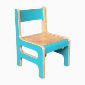 Vintage Kinderstuhl aus Holz