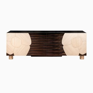 Ebony & Oak Andy Sideboard by Patrizia Guiotto for VGnewtrend