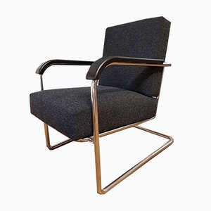 Vintage Armchair by Werner Max Moser for Embru, 1930s