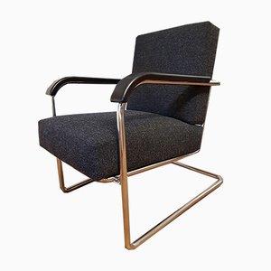 Vintage Sessel von Werner Max Moser für Embru, 1930er