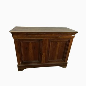 Antique Two-Door Credenza