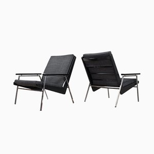 Mid-Century Modern Lounge Chairs by Rob Parry for De Ster Gelderland, 1960s, Set of 2