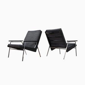 Moderne Mid-Century Sessel von Rob Parry für De Ster Gelderland, 1960er, 2er Set