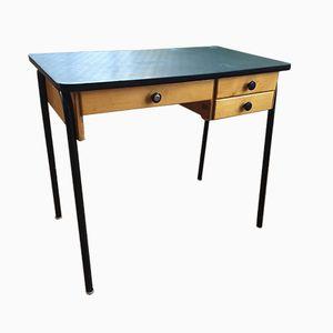 Vintage Green Desk