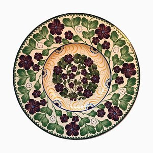 Antique Faience Bowl Platter from Royal Copenhagen