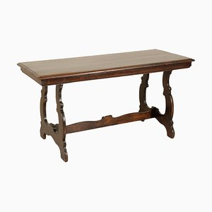 Italian Walnut Refectory Table, 1700s