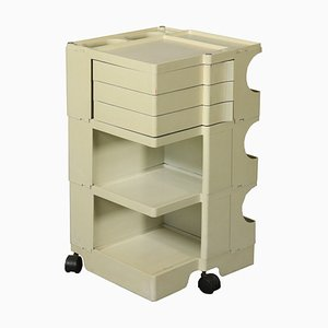 Vintage Italian Boby Storage Unit by Joe Colombo for Bieffeplast, 1960s