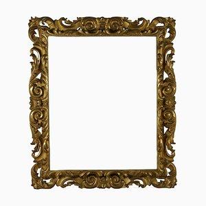 Specchio grande antico barocco