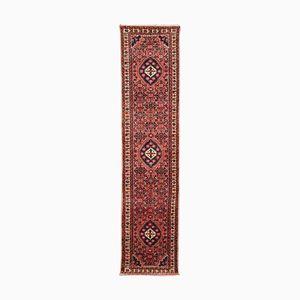 Vintage Handmade Shirvan Carpet