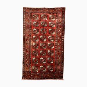 Tappeto Bukara in lana del Turkmenistan, anni '50